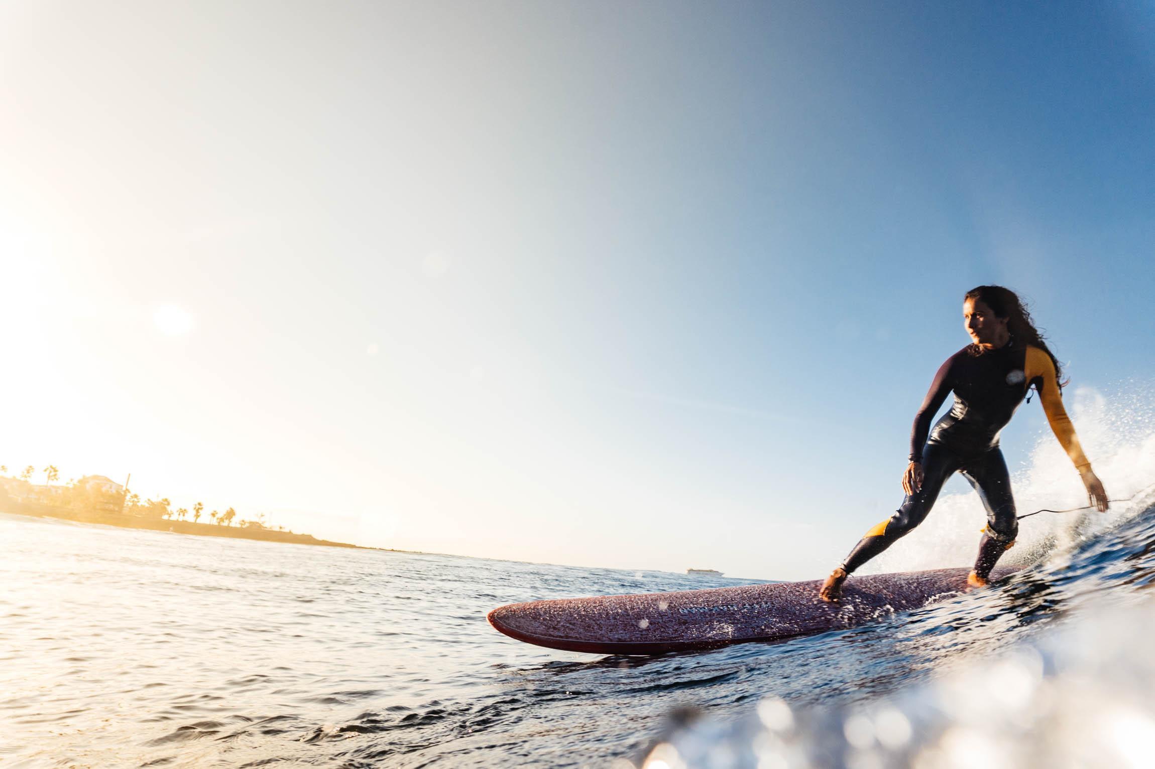 Surf Lesson in Las Americas