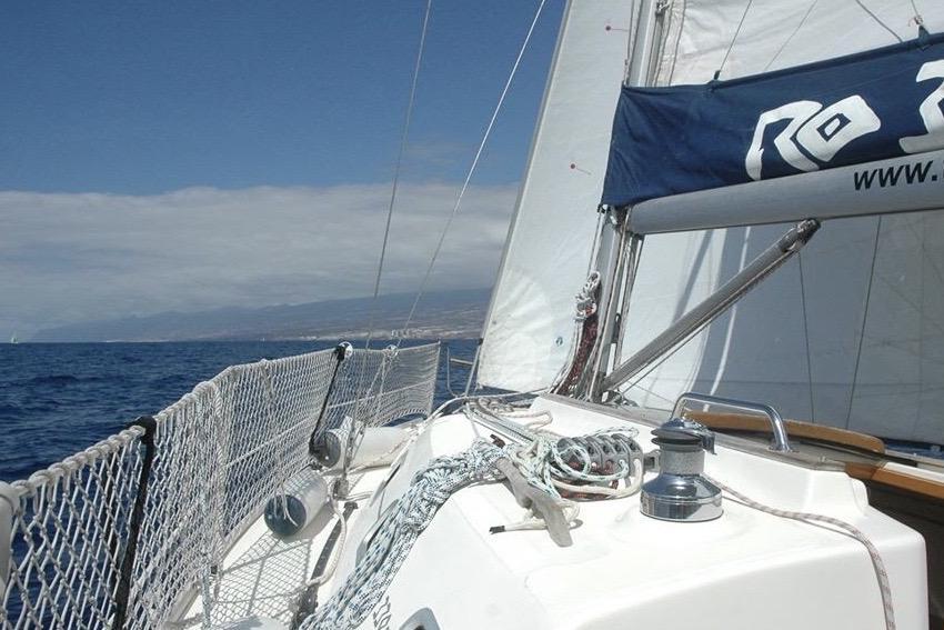 Private Sail Boat Trip
