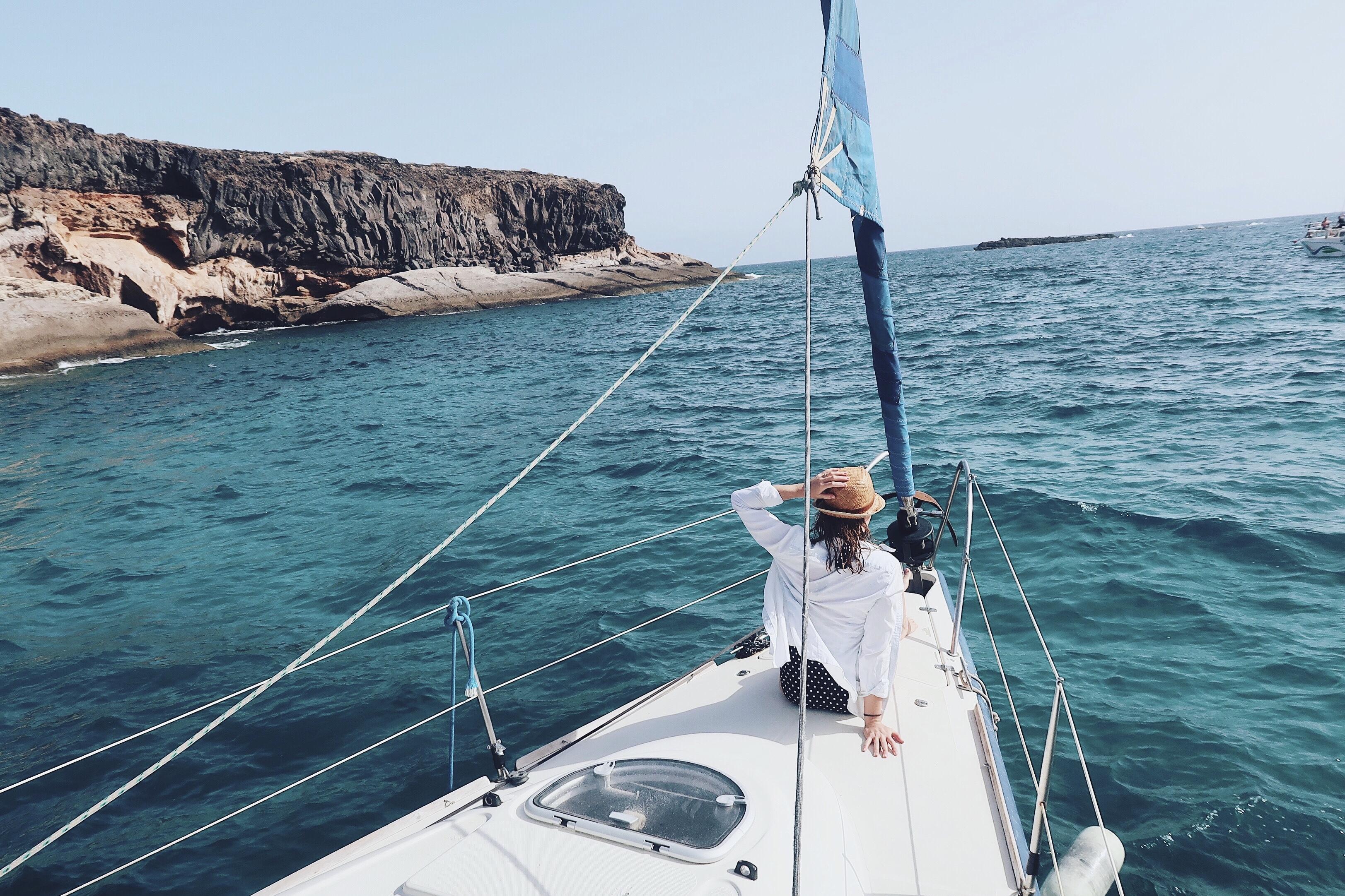 Sailing Yacht Tour