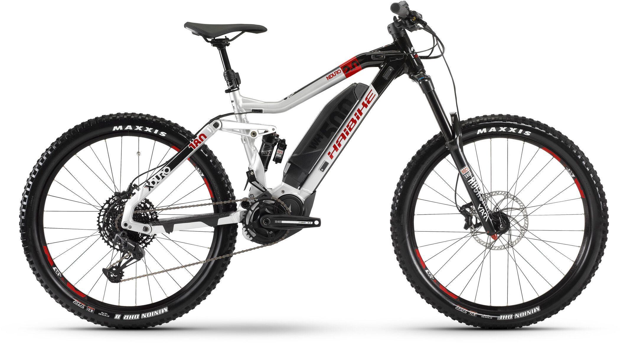Haibike e-Bike Xduro AllMTN 2.0