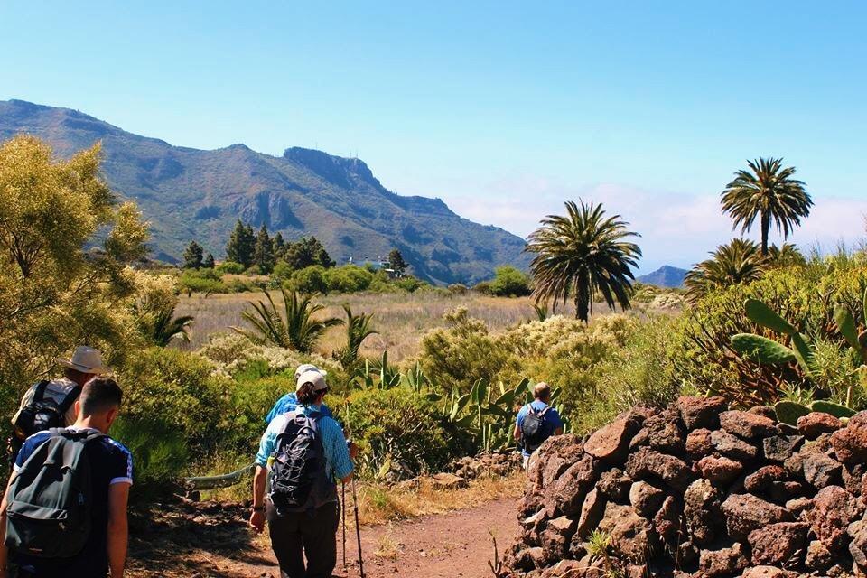 Camino Real Hiking