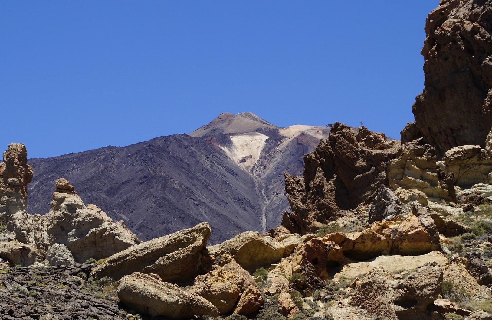 Mount Teide Hiking