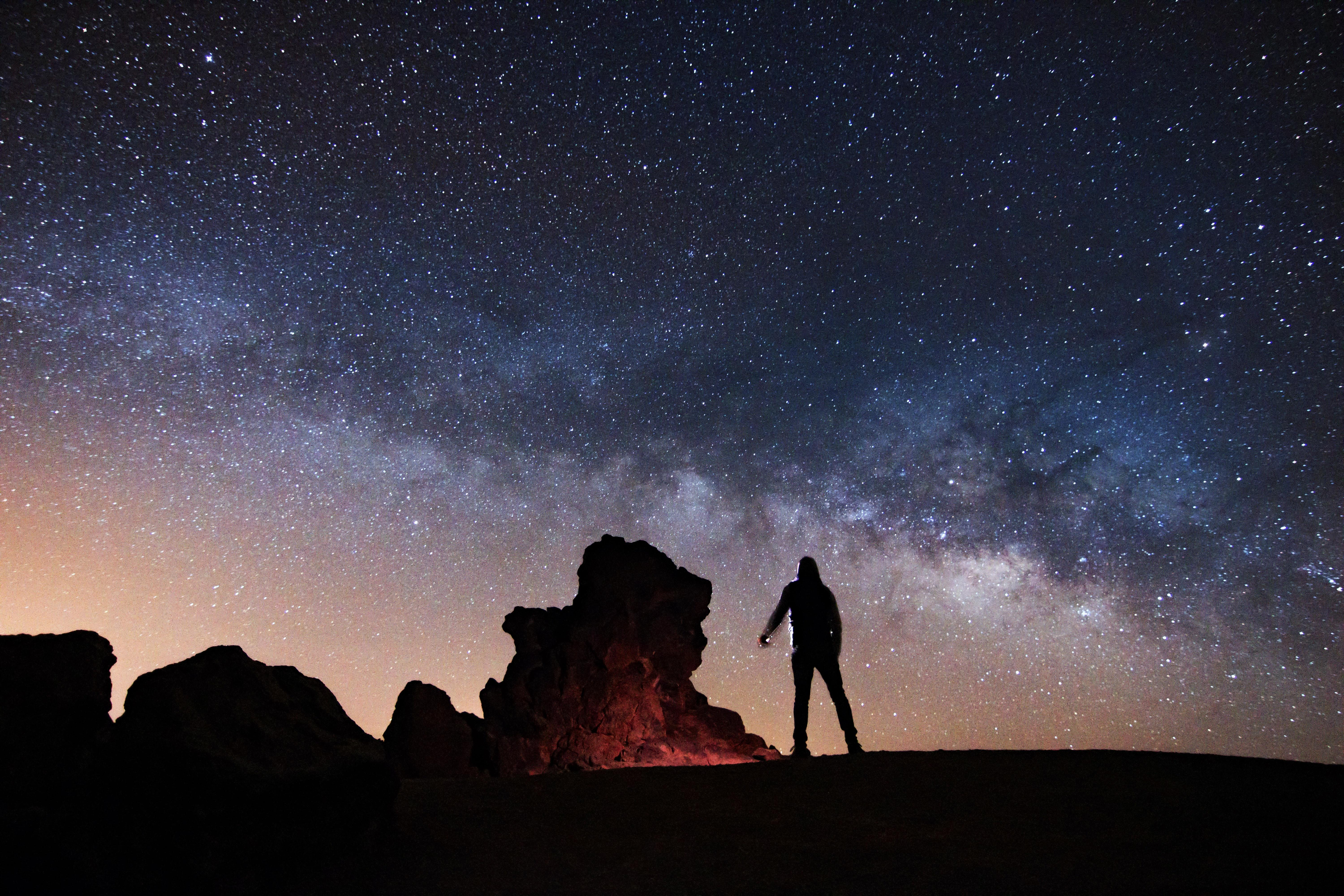 Stargazing in the Teide National Park