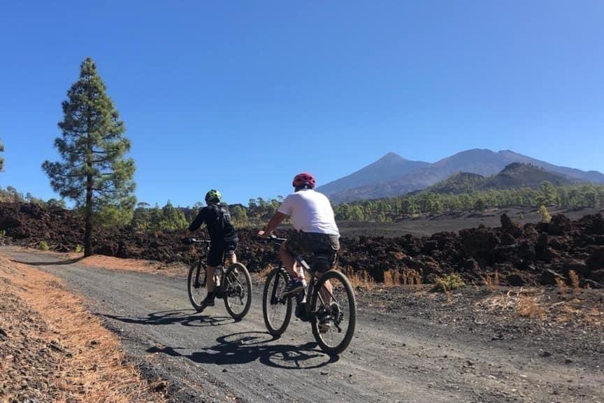 Mountain Bike, e-Bike Tour - Chinyero