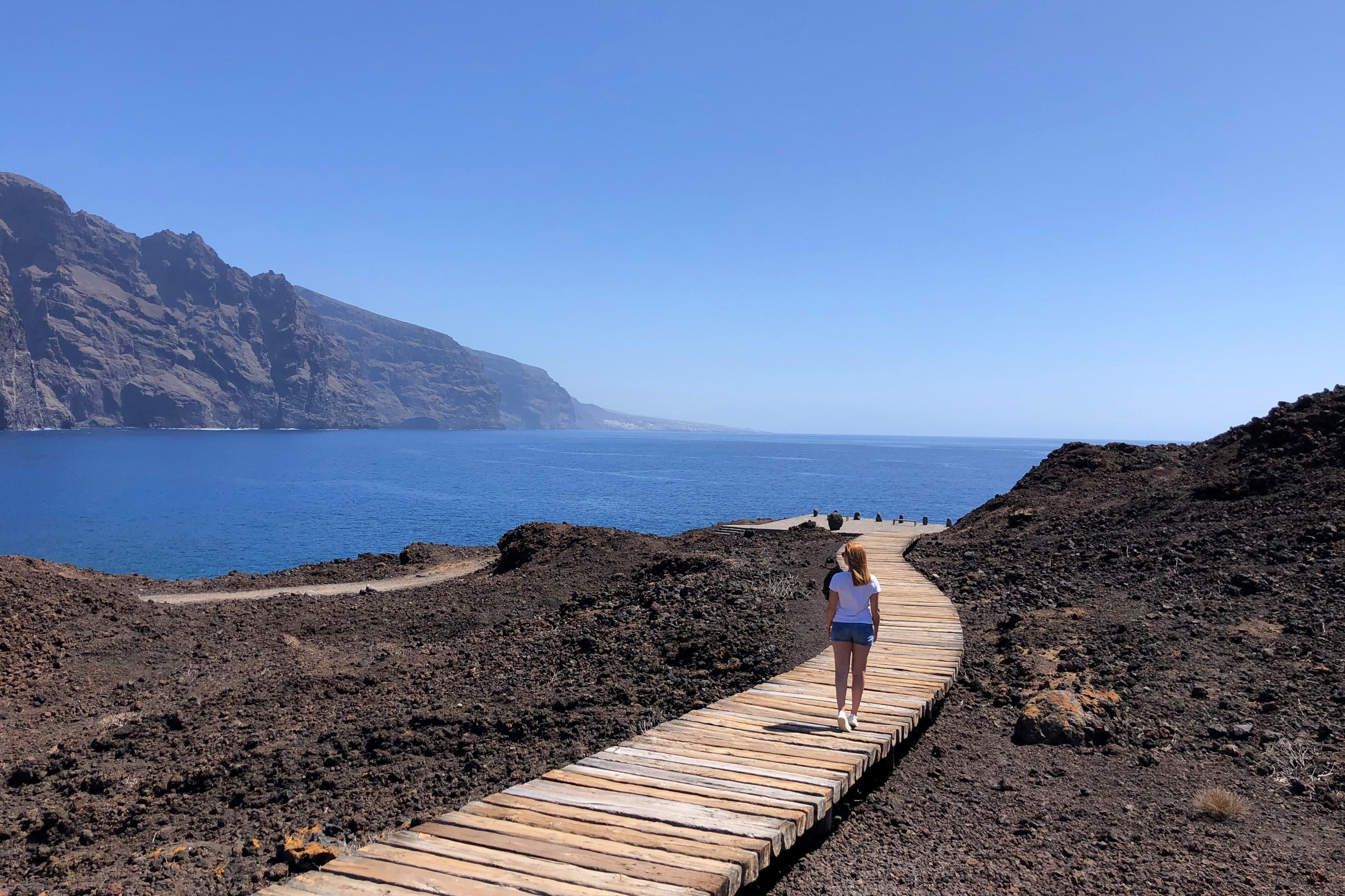Online Guided Tour in Tenerife